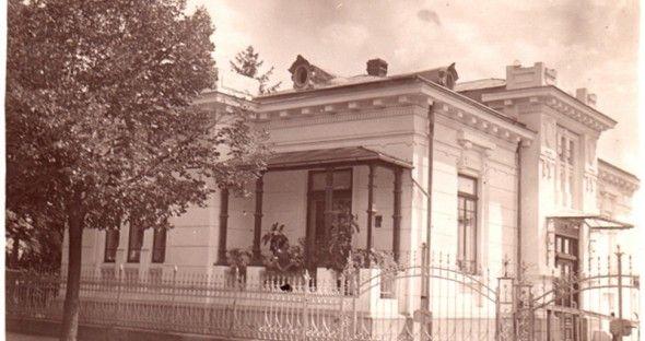 Casa Praja - un vis in trecut, o tenebra azi   AltIasi