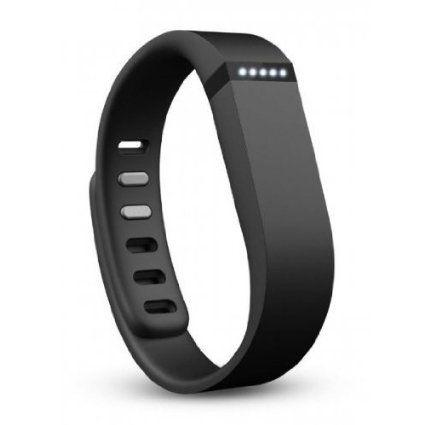 Attrezzi Fitness da Casa: Fitbit Flex Braccialetto Monitoraggio Sonno e Atti...