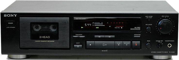 SONY TC-K490
