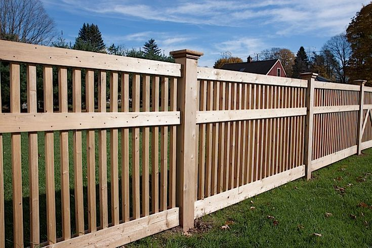 CT Wooden Fence | CT Fences | Wood Fences
