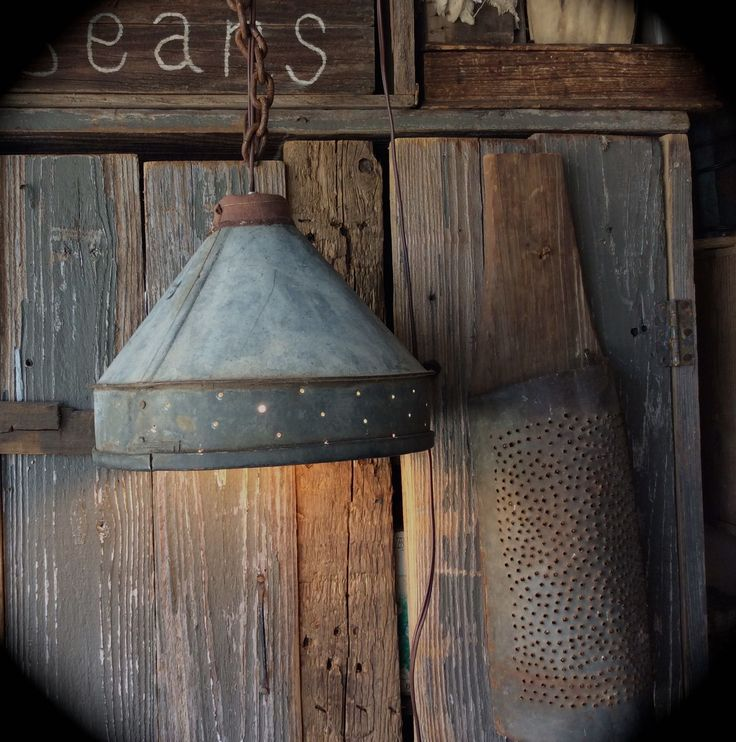 1000+ Ideas About Primitive Lighting On Pinterest