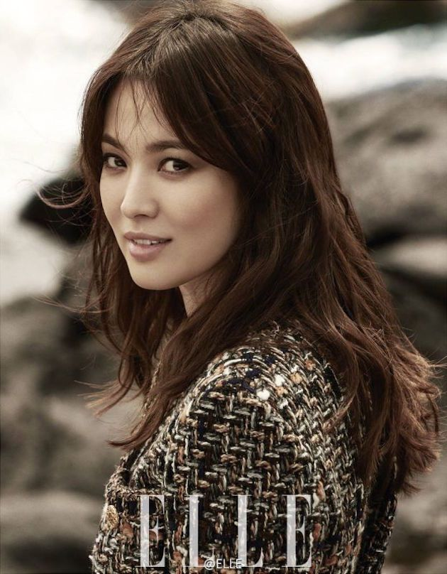 Song Hye Kyo Elle China June 2016