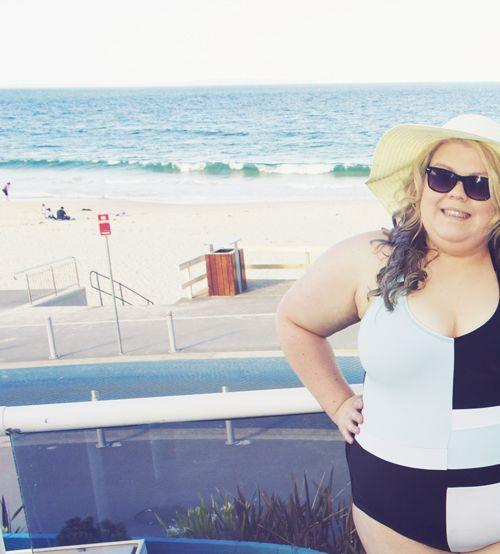 Plus Size Beach Wear