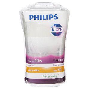 Philips LED Energy Saving Globe