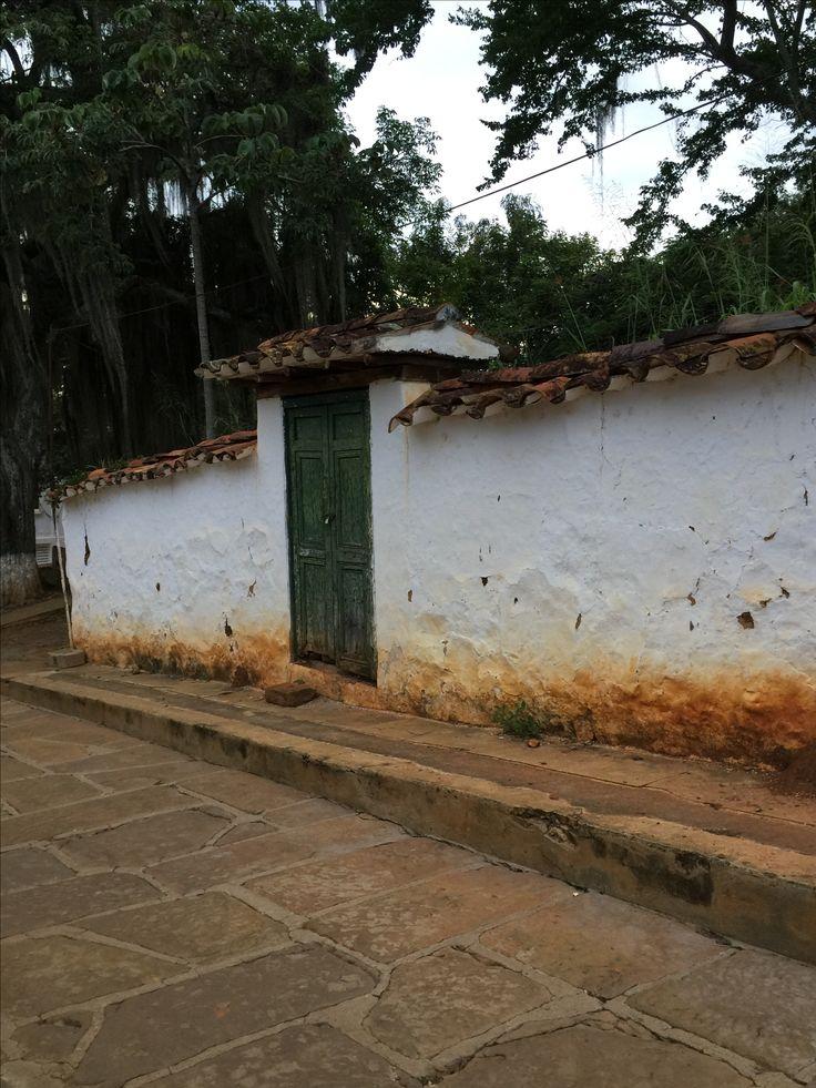 Puertas de Barichara