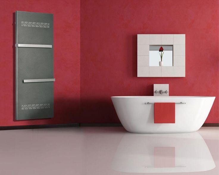 Grzejnik łazienkowy Design - Radeco - Imperador