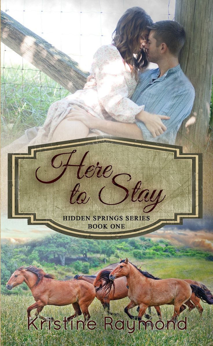 """Thank you Kristine Raymond!  Don't miss """"Here To Stay (Hidden Springs)"""" Kristine was kind enough to take the time and answer some of my questions!  Check it out!"""