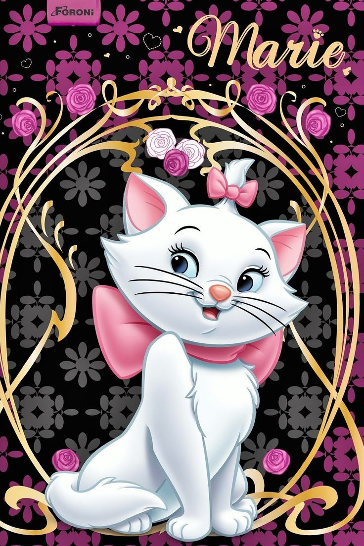 Marie aristogatos cute
