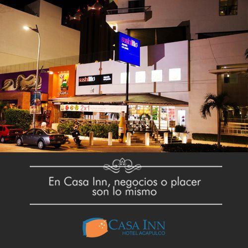 Acapulco cuenta con diversas opciones para comer.