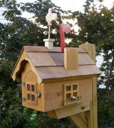 mailbox ideas for neighbors passing notes - Google Search