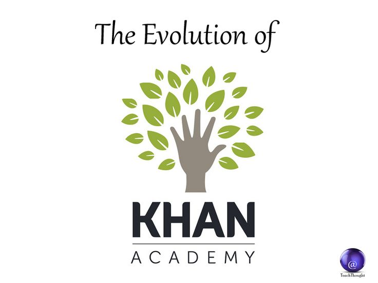 The Evolution Of The Khan Academy  I use this guy ALL. THE. TIME. Brilliant man