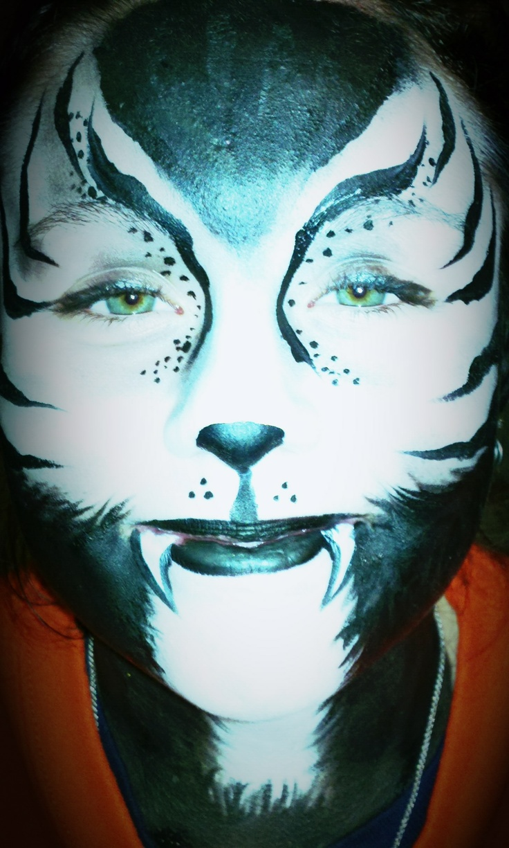 Athena massey red alert pictures to pin on pinterest - Making Faces Facepainting