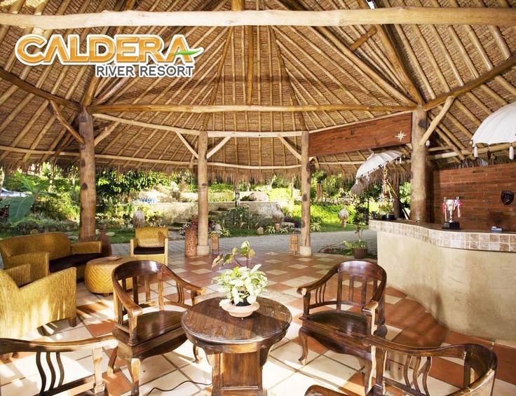 Lobby #Caldera #River #Resort Citarik , Sukabumi. Indonesia