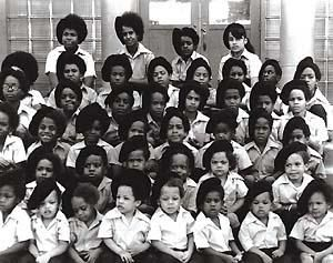 Did you know that the Black Panther Party for Self-Defense had established their own schools? These kids learned about their true history not that garbage ...