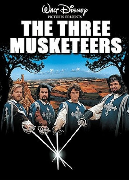 90's movie time!! The Three Musketeers (1993) is one of my favorite movies from my childhood. Tim Curry makes the best Cardinal Richelieu and I must admite I developed a bit of a crush on Kiefer Sutherland as Athos.