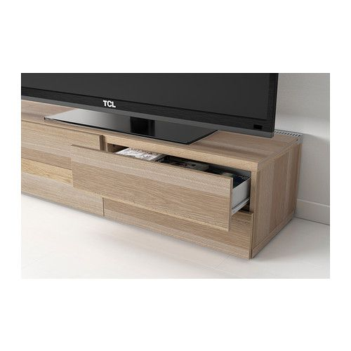 best vara drawer front white stained oak effect x cm ikea with ikea besta suspension rail. Black Bedroom Furniture Sets. Home Design Ideas