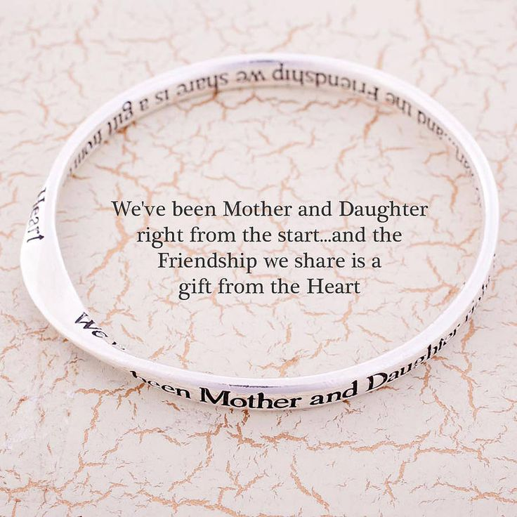 Wedding Gift Ideas For Daughter From Parents : ... Mother Daughter Wedding Gift, Christmas Gift, Ideas Secret, Wedding