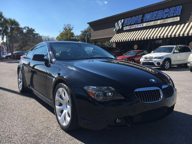 Used 2004 BMW 645Ci Coupe in Pensacola