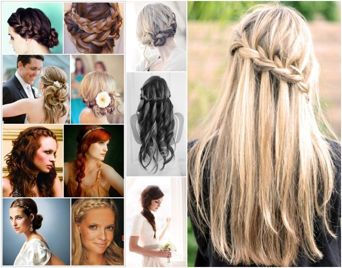 braided bridal hairstyles | Braided Hairstyles 006 Braided Hairstyles Ideas for