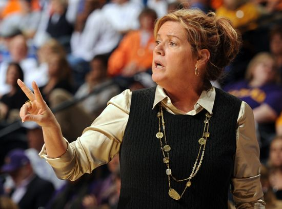 Vanderbilt Women's Basketball Coach Melanie Balcomb