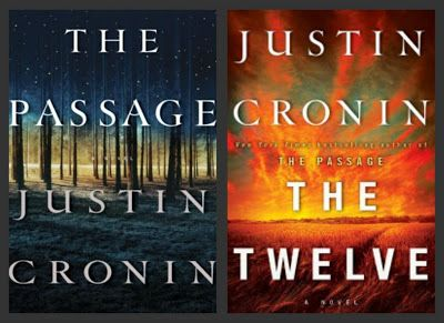The Passage Trilogy by Justin Cronin | I DEVOURED these. Can't wait for the final installment!