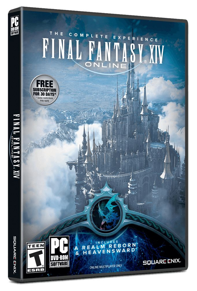 Play FINAL FANTASY XIV for free   Square Enix