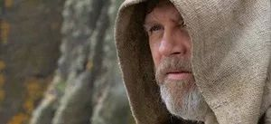 Luke Skywalker Jedi Master VII
