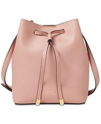 Image 1 of Lauren Ralph Lauren Debby II Mini Drawstring Bag Portemonnees En  Handtassen 95d70a495b714