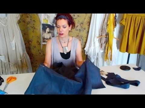 Making the Jasmine Tunic by Tina Givens