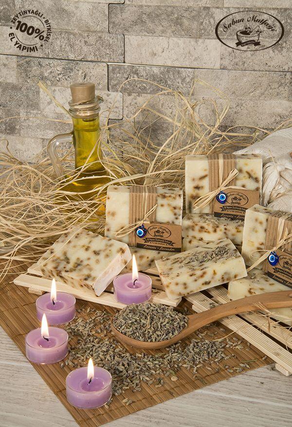 Lavanta Sabunu - Lavender Soap