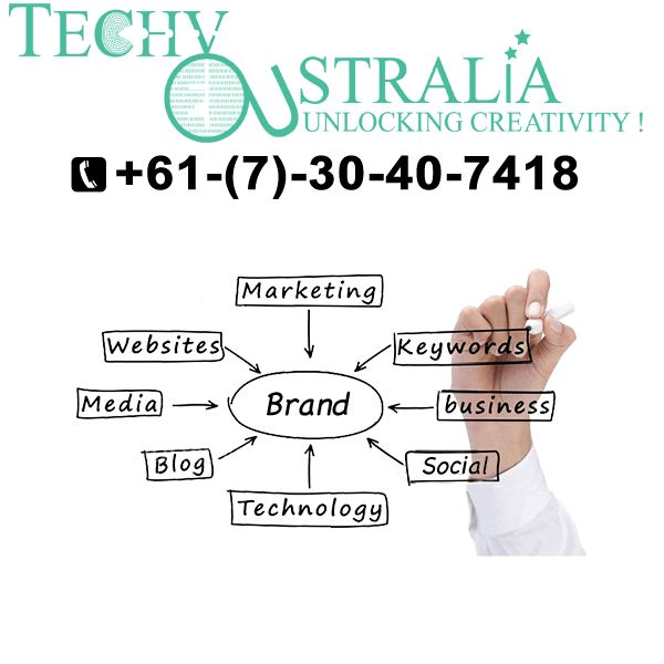 +61-(7)-30-40-7418 Techy Australia Websites development company features