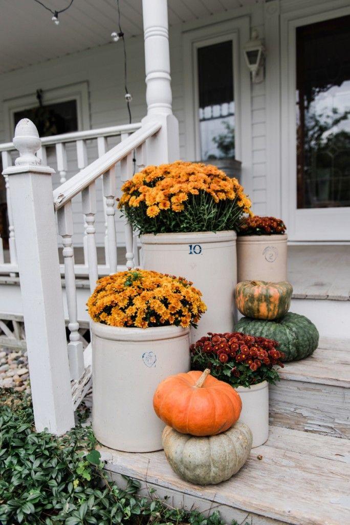 Instant Fall Garden : Les meilleures images du tableau rustic country
