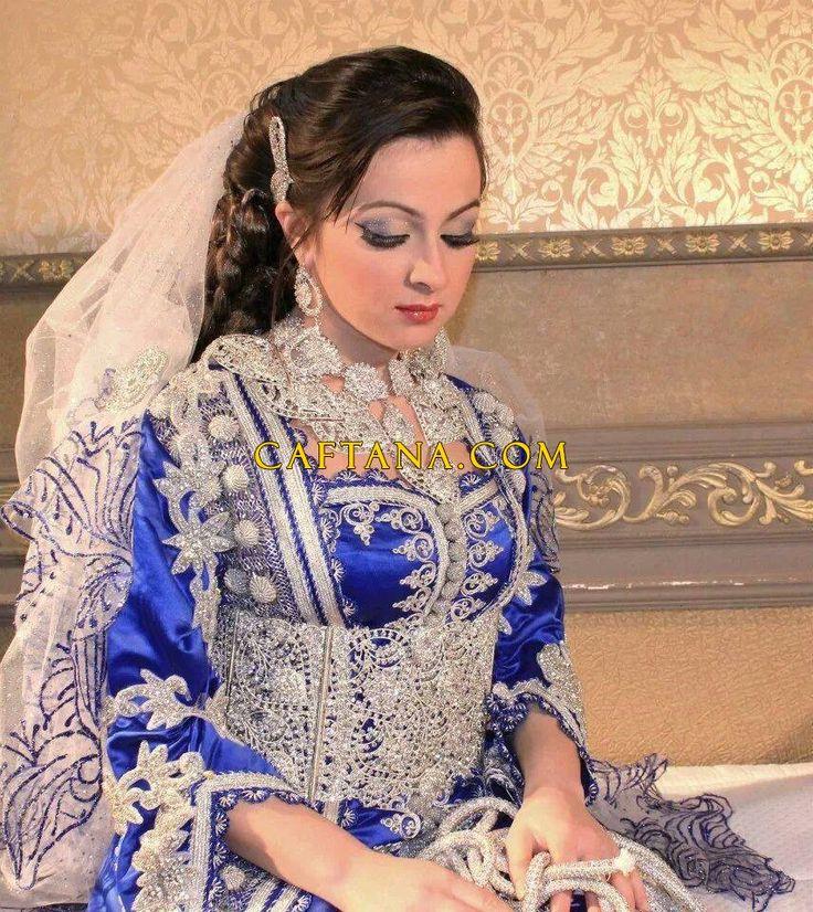 les 7 plus belles tenues traditionnelles de la mari 233 e marocaine welovebuzz caftans