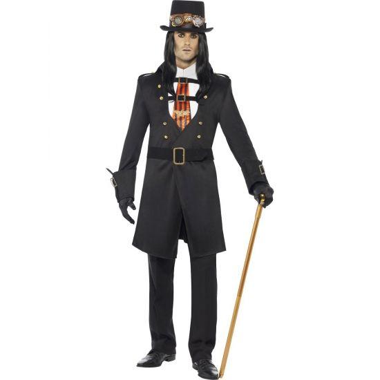 Kostuums heren bestellen bij warenhuis Bellatio. Halloween Victoriaans vampieren kostuum voor heren, nu voor � 64.95, levering in 24 uur. Kostuums heren,