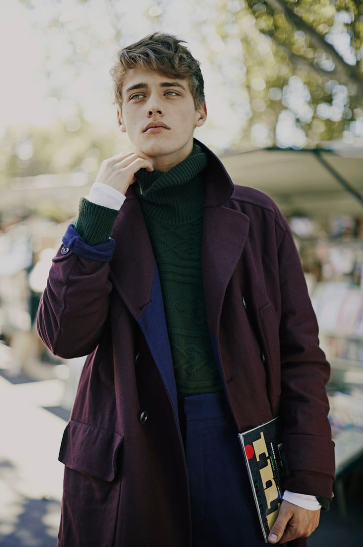 Billy Vandendooren ph Fanny Latour-Lambert for Style Magazine Italia