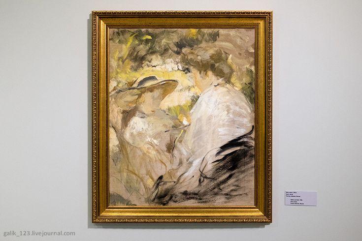 Другой Михаил Шемякин - Наводы. Мать и дитя, 1900-е. Холст, масло. Частное собрание, Москва