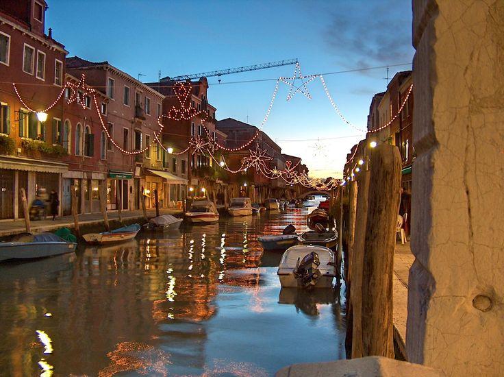 Venice .
