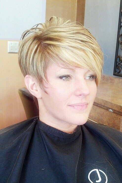 Short Hairstyles: Short Hairstyles Fine Hair For Women, hairstyles ...