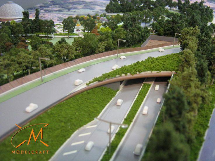 1:500 Architectural Model by Modelcraft (NSW) Pty Ltd