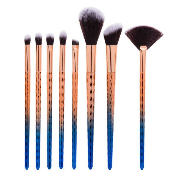 8pcs JUN Makeup Brushes
