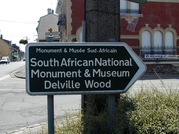 Delville Wood  South African National Monument & Museum
