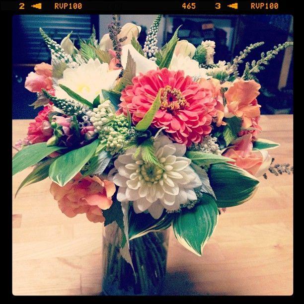 June Wedding Flowers: 102 Best Summer Bouquets Images On Pinterest