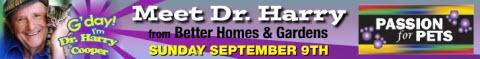 Meet Dr Harry | Sunday 9th Sept @ Carrum Downs http://www.onlymelbourne.com.au/melbourne_details.php?id=39495