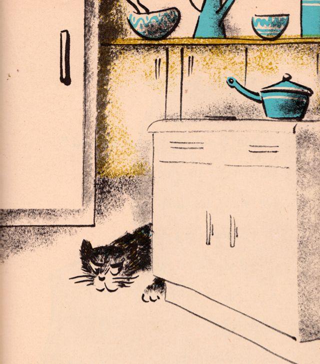 No Funny Business  -written by Edith Thacher Hurd, illustrated by Clement Hurd (1962).