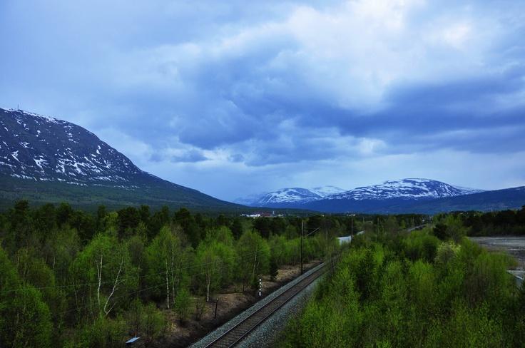 Dovre nationalpark in Norway