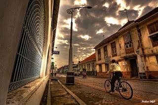 Kota Lama Semarang, Old Town of Semarang