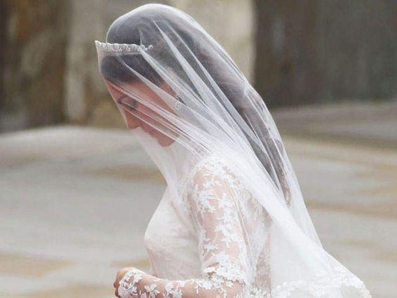 tucked into tiara