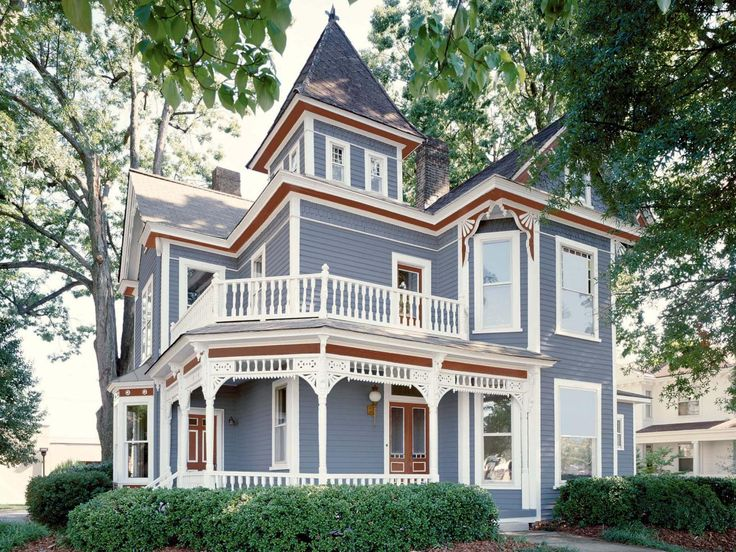 Boost your Victorian-style home's curb appeal with these simple landscaping  and home maintenance tips