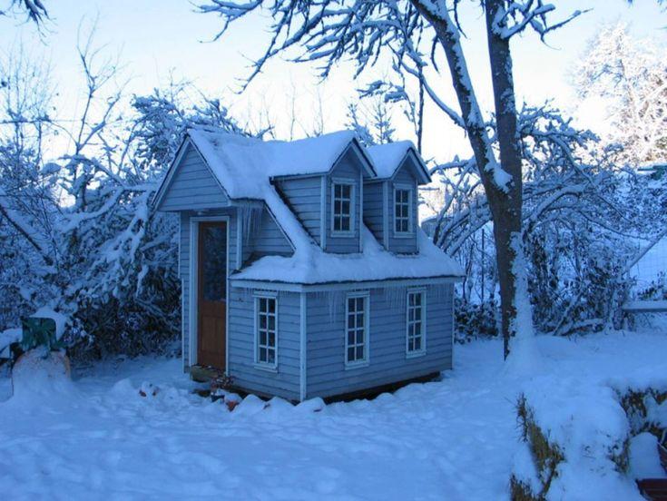 Oltre 25 fantastiche idee su case in miniatura su for Case moderne nei boschi