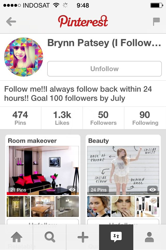 Shoutout to @Brynn Shepherd Patsey (I Follow Back) go follow!! Her goal is 100 by july